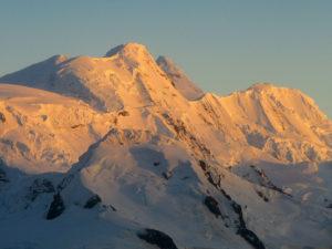 Una montagna a caso nella Penisola Antartica