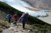Verso il Cerro Solo