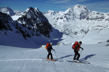 Chamonix Zermatt - Gran Lui
