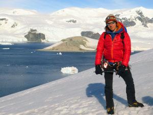 Massimo, Penisola Antartica