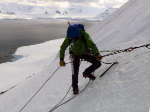 Massimo, sosta in prete - Penisola Antartica